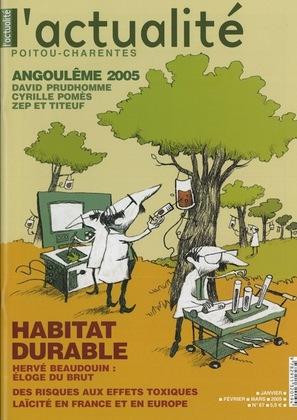 L'Actualité Poitou-Charentes n° 67