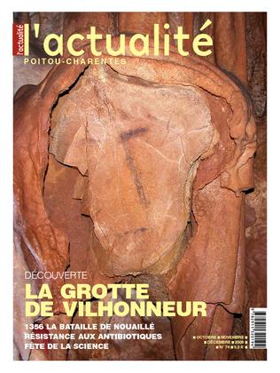 L'Actualité Poitou-Charentes numéro 74, octobre, novembre, décembre 2006
