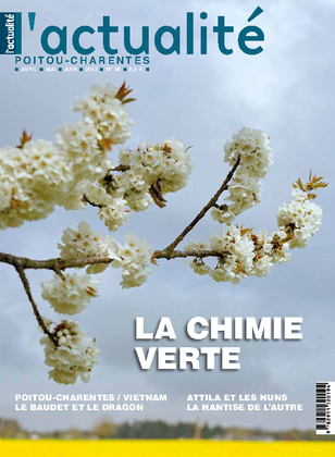 L'Actualité Poitou-Charentes, numéro 96, avril, mai, juin 2012.
